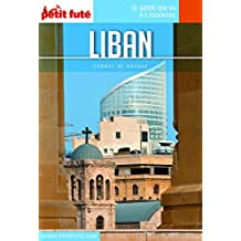 LIBAN 2018 Carnet Petit Futé (Carnet de voyage) (French Edition)
