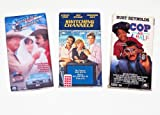 Burt Reynolds Video Collection: Smokey and the Bandit; Switching Channels; Cop and a Half (3pk)