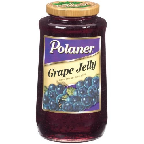 Polaner Institutional Grape Jelly, 106 Ounce - 6 per ()