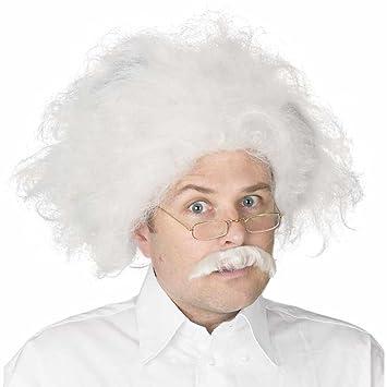 Einstein Peluca Adultos