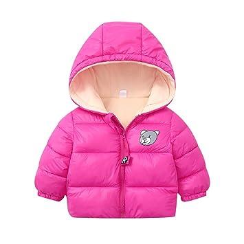 CSSD Winter Girl Clothes,Childrens Cute Love Ear Hooded Coat Plus Velvet Padded Jacket Coats