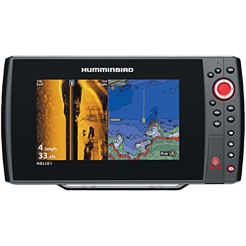 Humminbird Helix 9 SI GPS KVD Finders Fish Finders And Other Electronics Sportsman Supply Inc.