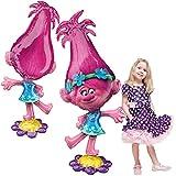 Anagram 58'' Trolls Poppy Air Walker Balloon
