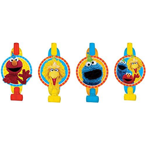 Blowouts | Sesame Street Collection | Party Accessory]()