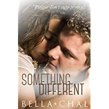 Something Different: A New Adult Erotic Romance (Inseparable Book 3)