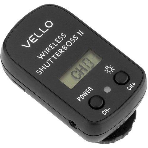 Vello Wireless ShutterBoss II Receiver(6 Pack)