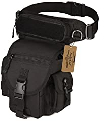 leg bag motorcycle tactical strap drop leather holster purse thigh women bike men travel wallet waist wrap belt pack shopping racing fishing cycle pouch outdoor motor tackle equipment bicycle storage camera case pocket sacks medical canvas hu...