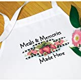 Dimensions Needlecrafts Stamped Cross Stitch, Meals & Memories Apron