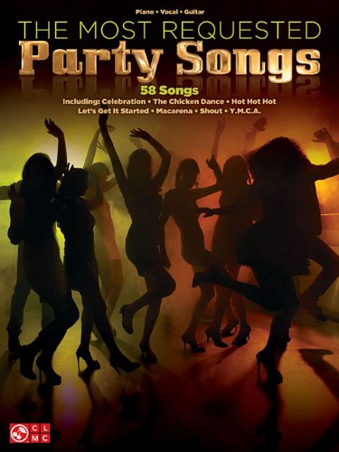 Book Cover: The Most Requested Party Songs
