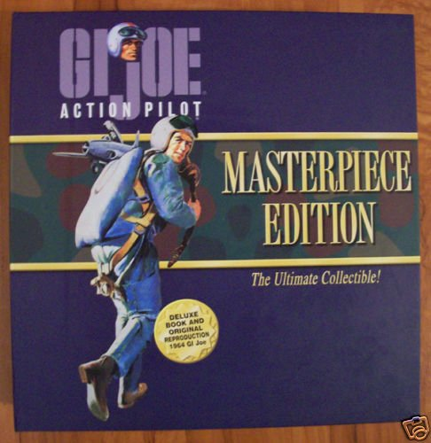 (G.I. Joe Action Pilot Masterpiece Edition 12 inch Collectible Figure)