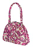 Vera Bradley Eloise in Paisley Meets Plaid, Bags Central