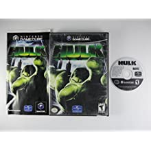 The Hulk - GameCube