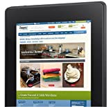 "Kindle Fire HD 7"", HD Display, Wi-Fi, 16 GB"