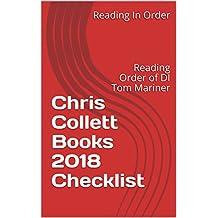 Chris Collett Books 2018 Checklist: Reading Order of DI Tom Mariner and All Chris Collett Books