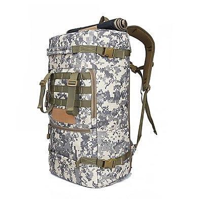 40l Sacs à dos de chasse pêche randonnée Fast Dry Wearable Tissu en nylon