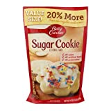 Betty Crocker Sugar Cookie Cookie Mix, 21oz (Pack of 2)