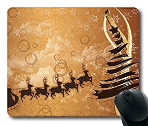 Design Christmas To The Mouse Pad Desktop Laptop Mousepads Comfortable Office Mouse Pad Mat Cute Gaming Mouse Pad