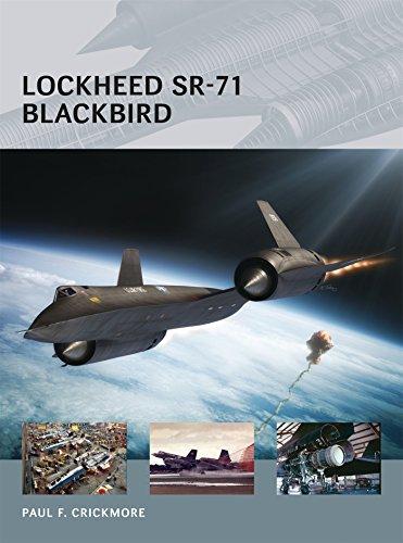 Lockheed SR-71 Blackbird (Air Vanguard)
