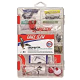 Eagle Claw TK-Fresh E.C. Fresh Water Tackle Kit, 80 Piece