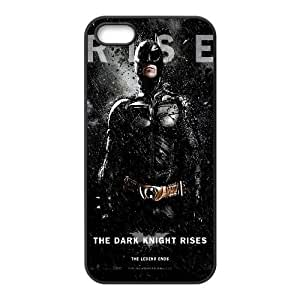 Batman The Dark Knight Rises Movie3 3 iPhone5s Cell Phone Case Black present pp001_9785088