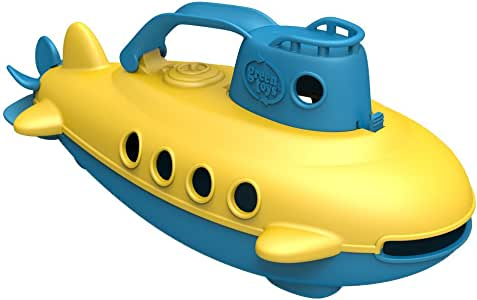 Green Toys Submarine, Blue