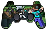 Custom Playstation 3 Remote Vinyl Sticker Skin Decal for Playstation 3 DualShock Controller [ Controller Not Included ]