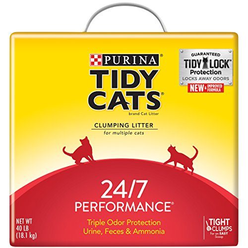Purina Tidy Cats 24/7 Performance Litter - (1) 40 lb. - Pacific Sales Center Outlet