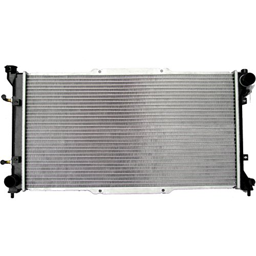 ECCPP New Radiator 1839 For Subaru Legacy 1995 - 1999 2.2 2.5 H4 With Warranty (1996 Subaru Outback Radiator compare prices)