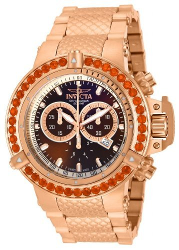invicta-mens-subaqua-noma-iii-swiss-made-chronograph-fire-opel-bezel-18k-rose-gold-watch-14763