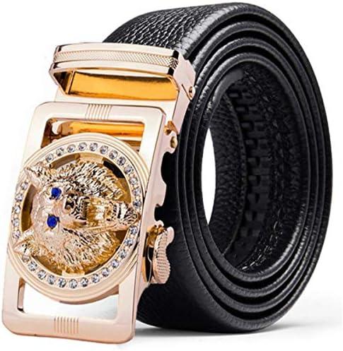 ベルトメンズビジネス おおきいサイズ、クリックベルト、オートロック式バックル採用で穴なし紳士ベルト、無段階調節、高級感、コンフォート、無調整人気スーツベルト、長さ110cm〜130cmおしゃれなのプレゼント