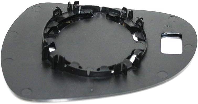 Au/ßenspiegel Spiegelglas Spiegel Glas Ersatzglas Rechts Kompatibel mit 207 2006 Weiter OEM 8151KT