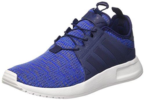 adidas Herren X PLR Laufschuhe, Blau (Dark Blue/Dark Blue/Ftwr White)