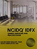 img - for NCIDQ  IDFX: Sample Questions and Practice Exam book / textbook / text book