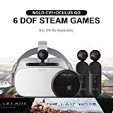 VR Virtual Reality Headset Kit 3D Game Remote
