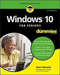 Get up to speed on Windows 10 With Windows 10 For Seniors For Dummies, getting familiar with Windows 10 is a painless process. If you're interested in learning the basics of this operating system without having to dig through confusing comput...