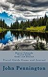 Denver Colorado Travel Guide Game and Journal: Travel Guide Game and Journal