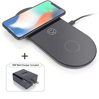 Wireless Charging Station 3 in 1