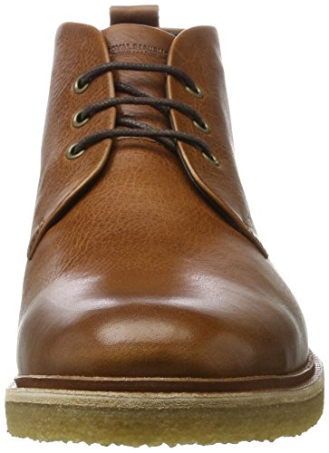 Caramel Republiq Boots Royal Midcut Creep Homme Cast Desert Marron zdTqTn8wX