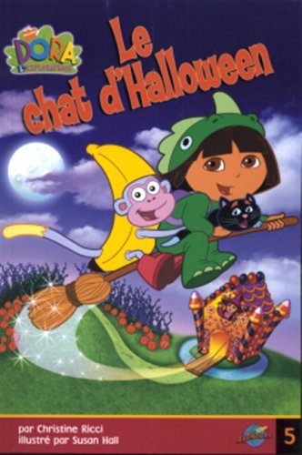 CHAT D'HALLOWEEN -LE -