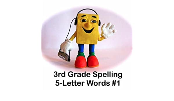 5 Letter Words That Start With Pi.3rd Grade Spelling 5 Letter Words 1 By Audio Memory On