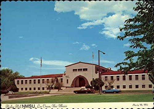 Hadley Hall New Mexico State University Las Cruces Nm Original Vintage Postcard At Amazon S Entertainment