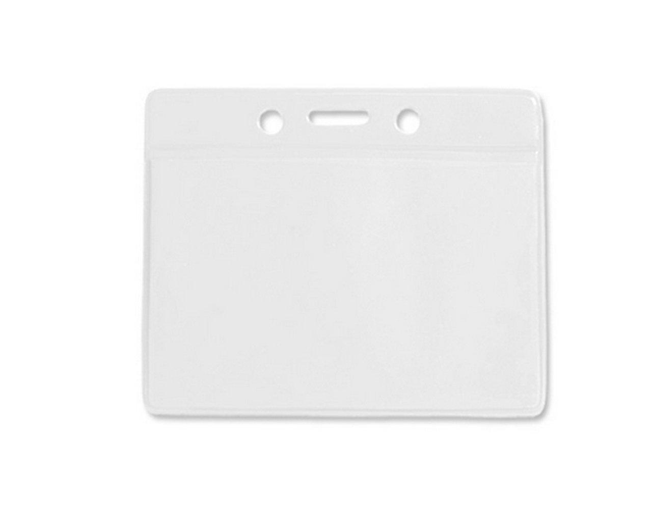 ID Card It ID Card Holder PVC Plastic Pocket Wallet Holder 86x54mm - 1