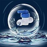 14-di-pollice-Inline-nuovo-rubinetto-a-sfera-Quick-Connect-spegnimento-per-RO-acqua-osmosi-inversa