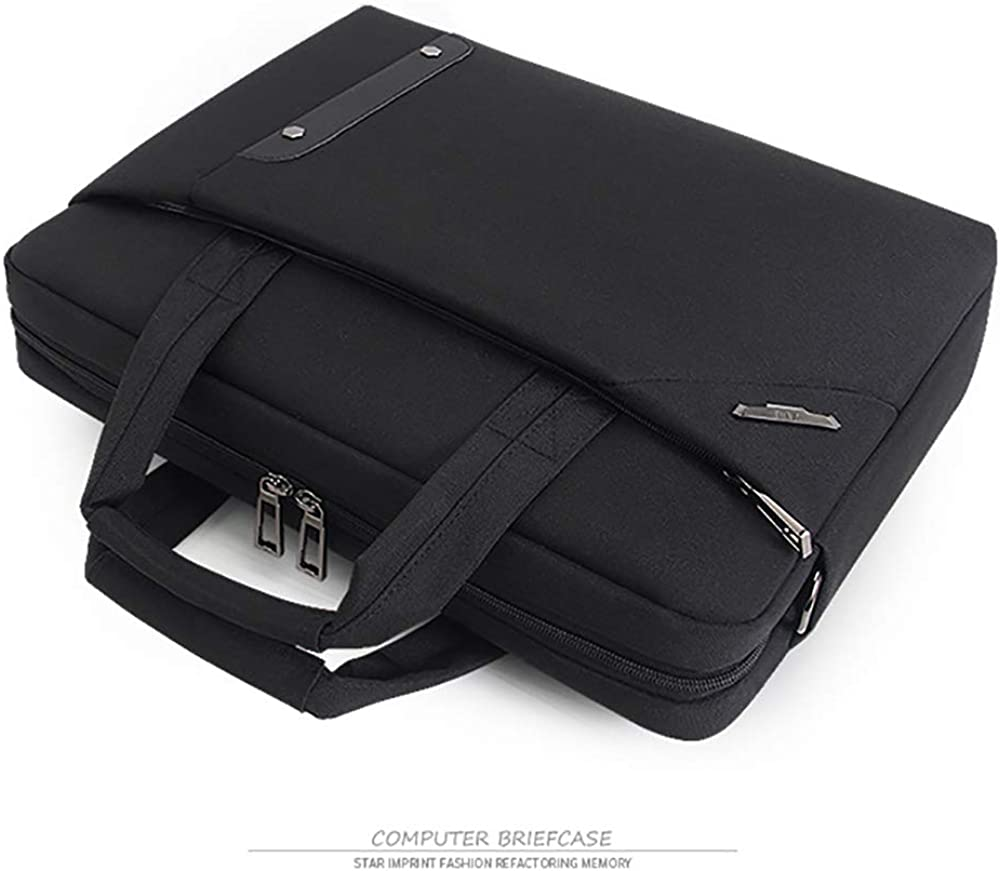TFTREE briefcase Laptop bag shoulder bag File package handbag