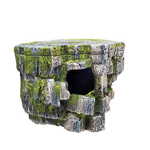 Zilla Vertical Décor for Reptiles, Rock Cave