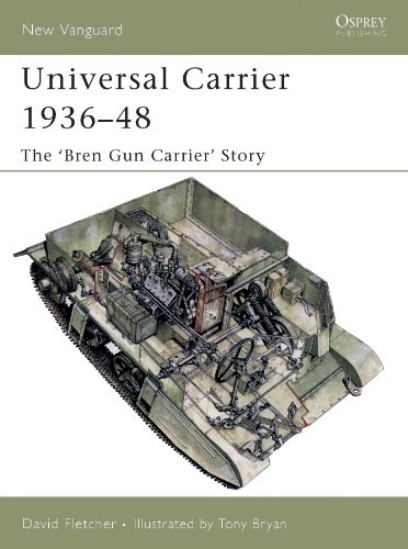 Universal Carrier 1936–48: The 'Bren Gun Carrier' Story (New (Universal Bren Carrier)