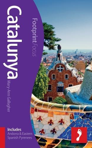 Cheapest Copy Of Catalunya Footprint Focus Guide By Mary