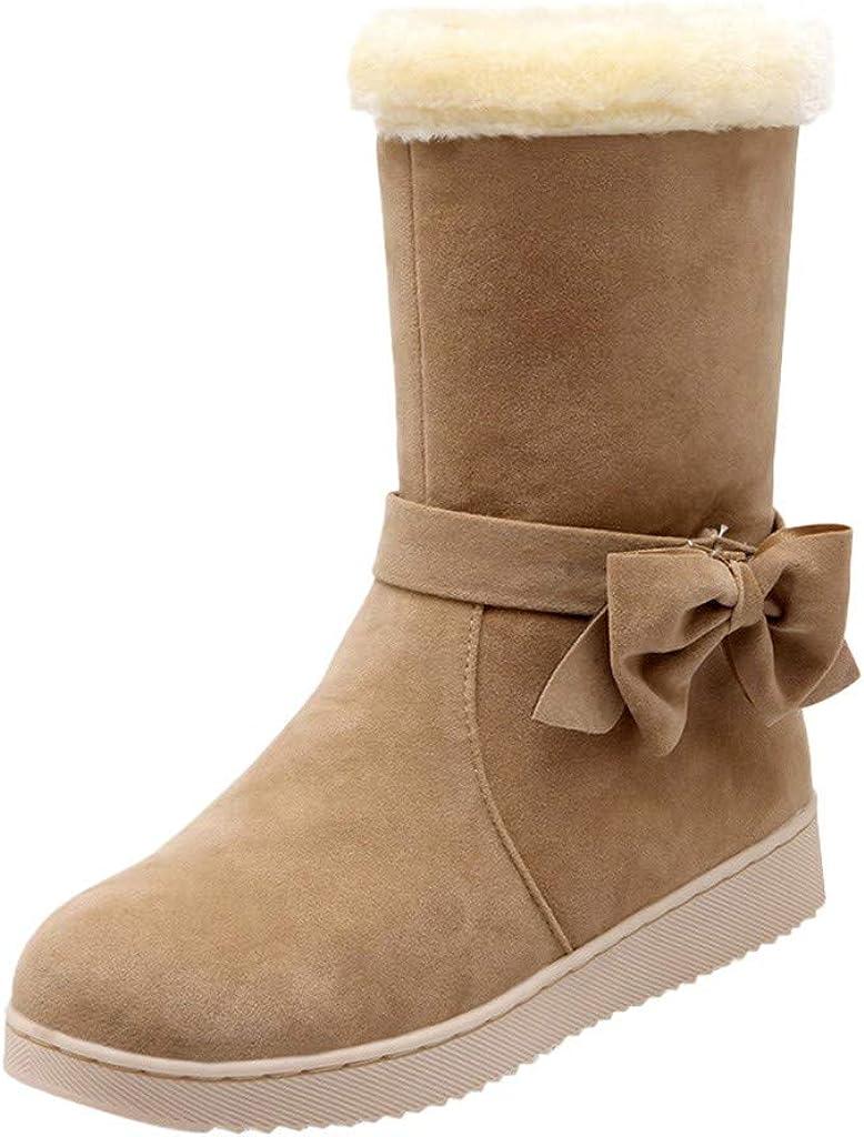 KUDICO Chaussures Hiver Bottes de Neige Bottines Femme