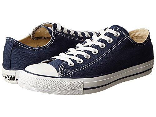 Converseren All Star Lo Top Heren Sneakers Marine