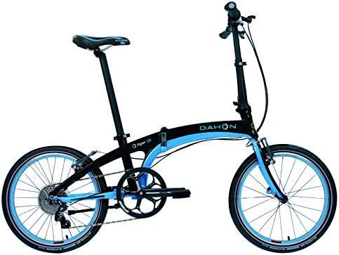 Dahon Vigor P9 Bicicleta Plegable para Adulto, Arena Azul, Talla ...